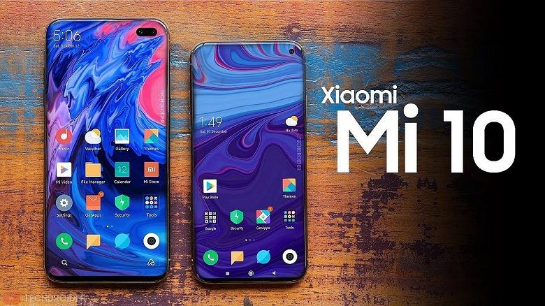 Неожиданно скорое начало продаж Xiaomi Mi 10 подтверждено
