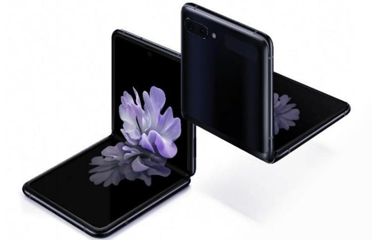 Новый складной смартфон Samsung Galaxy Z Flip впервые позирует на видео