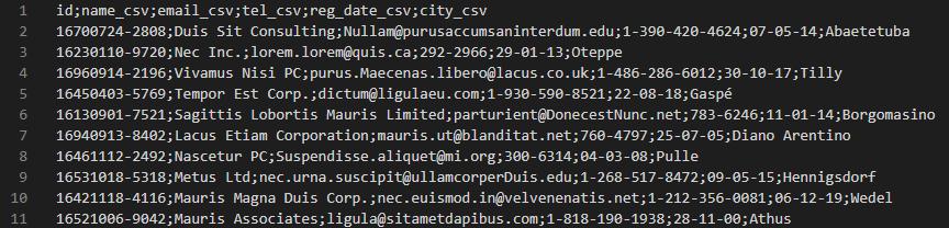 Python для тестировщика: как маленькие скрипты c pandas помогают в тестировании больших наборов данных - 3