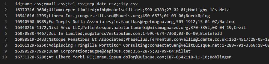 Python для тестировщика: как маленькие скрипты c pandas помогают в тестировании больших наборов данных - 4