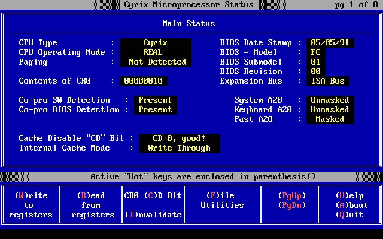 Древности: беспощадный апгрейд 386-го компьютера - 12
