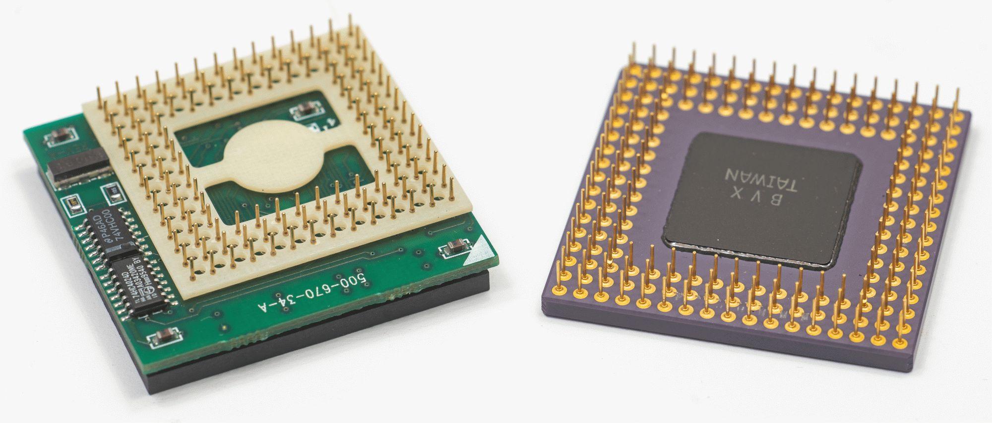 Древности: беспощадный апгрейд 386-го компьютера - 20