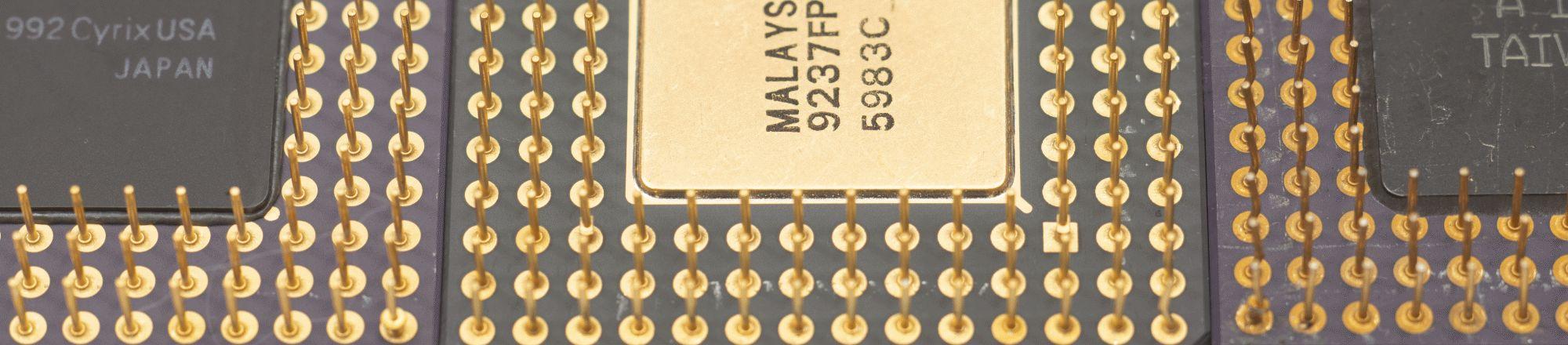 Древности: беспощадный апгрейд 386-го компьютера - 1