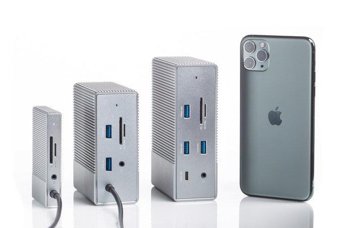 Концентратор HyperDrive GEN2 предложен в трех вариантах