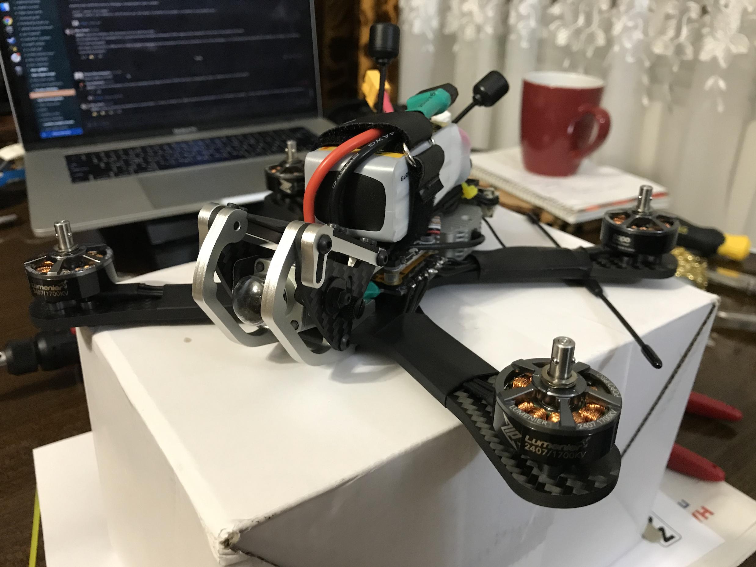 От земли к FPV Квадрокоптеру: Введение - 1