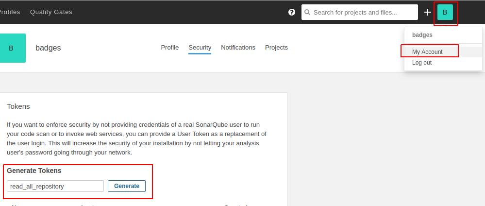 Отображение разработчикам статуса контроля качества исходного кода в SonarQube - 1