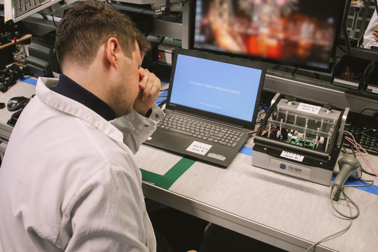 Серийное производство электроники в России. Автоматизация тестирования - 5
