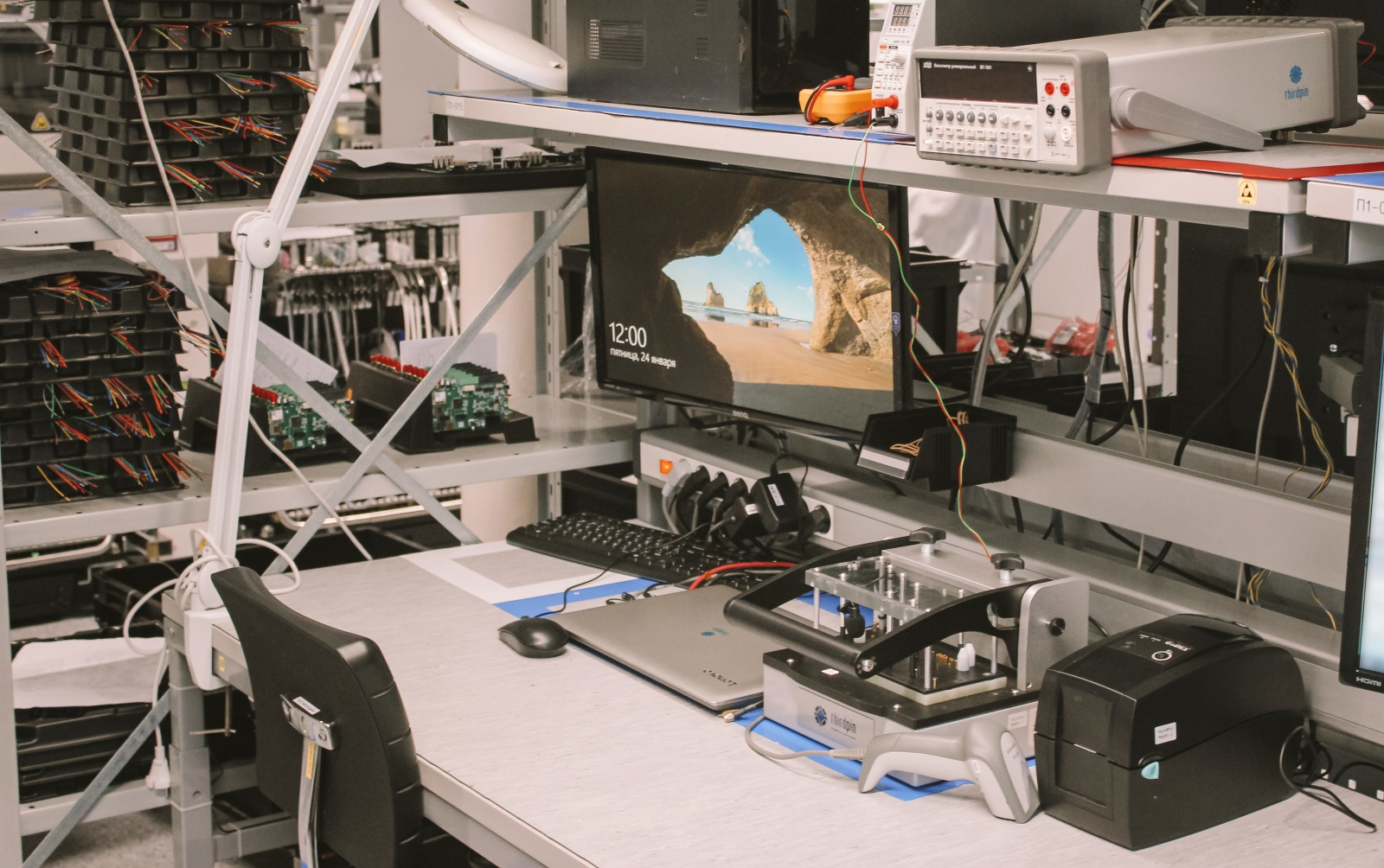 Серийное производство электроники в России. Автоматизация тестирования - 1