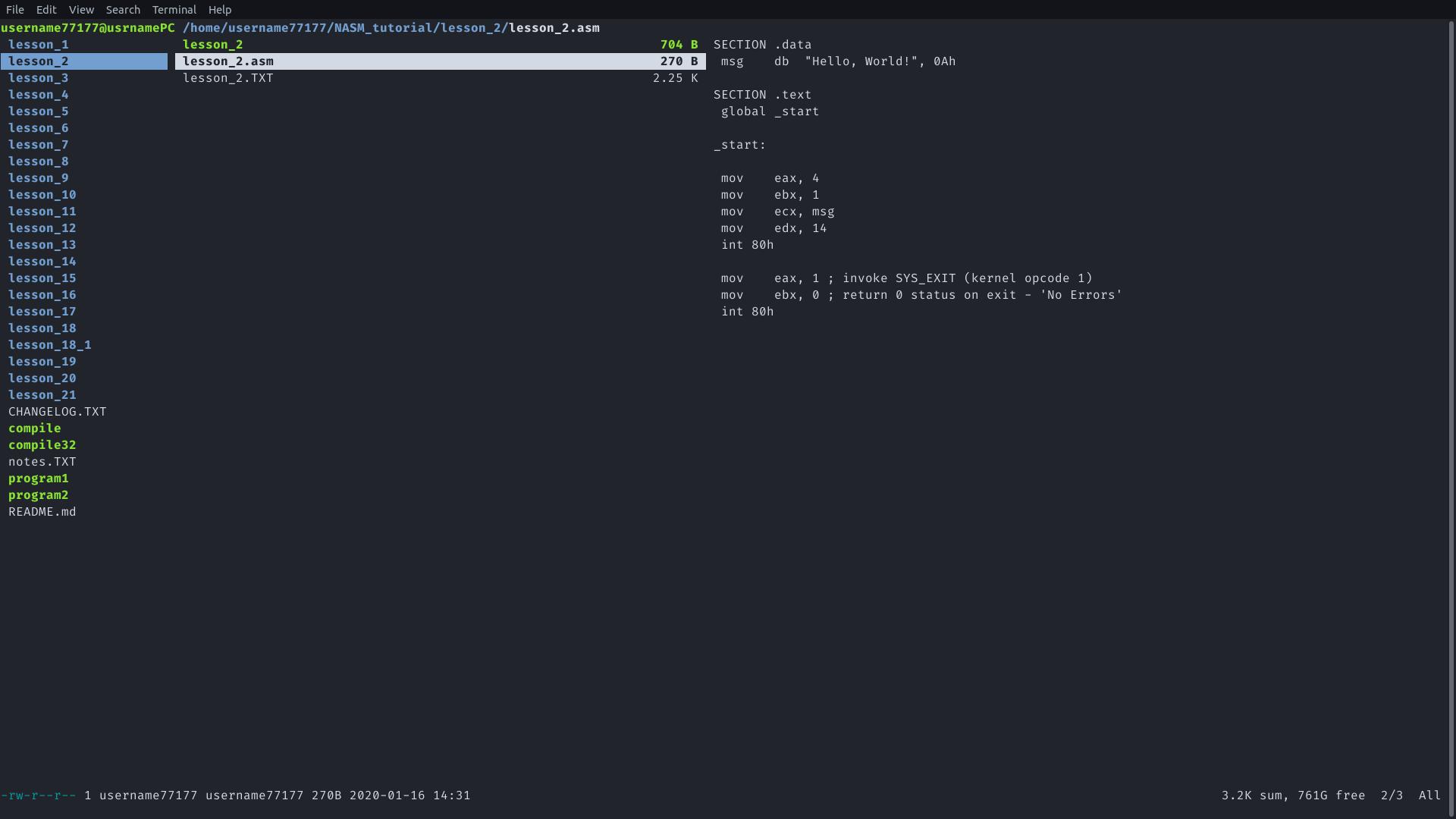 Консольные утилиты Linux, которые смогут облегчить вам жизнь - 3