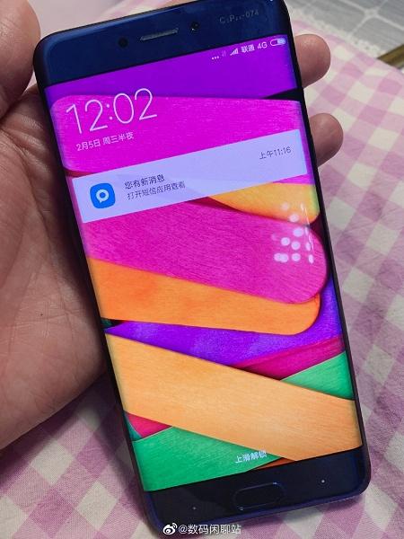 Первый водонепроницаемый флагман Xiaomi