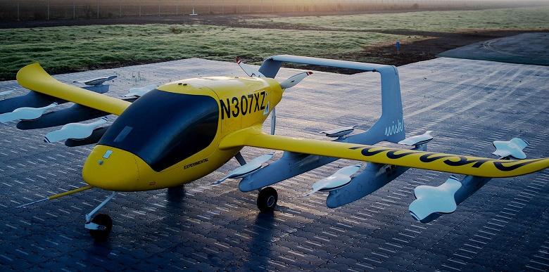 В Новой Зеландии скоро начнутся испытания самоуправляемого воздушного такси