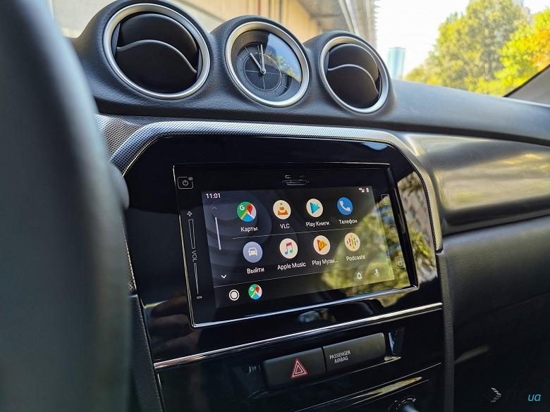 Android Auto стала заметно удобнее для водителей