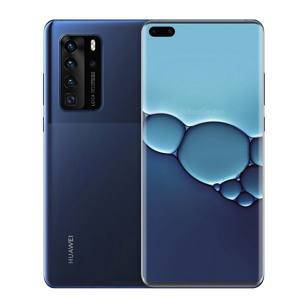 Huawei P40 — шесть моделей на любой кошелек