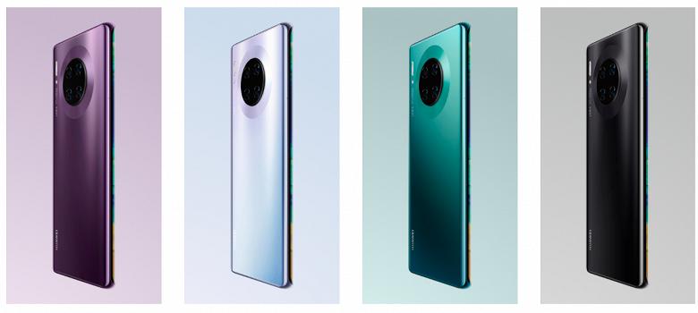 Долгожданный Huawei Mate 30 Pro доступен всем желающим в России