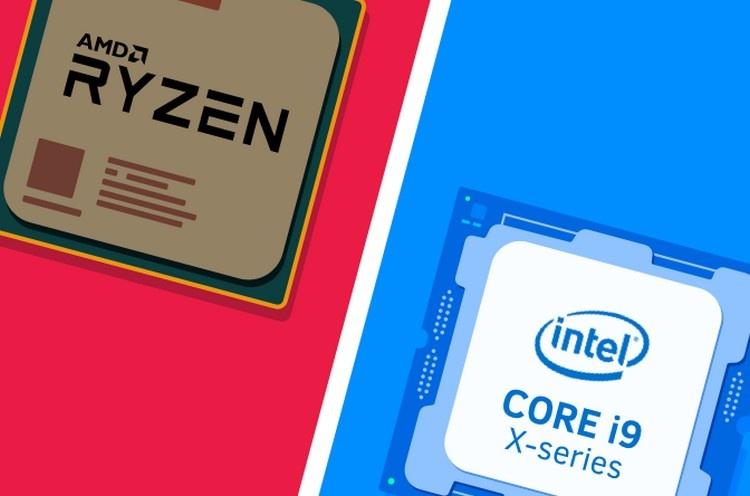 Доля AMD в настольном сегменте так и не достигла 20 %, а её рост замедляется