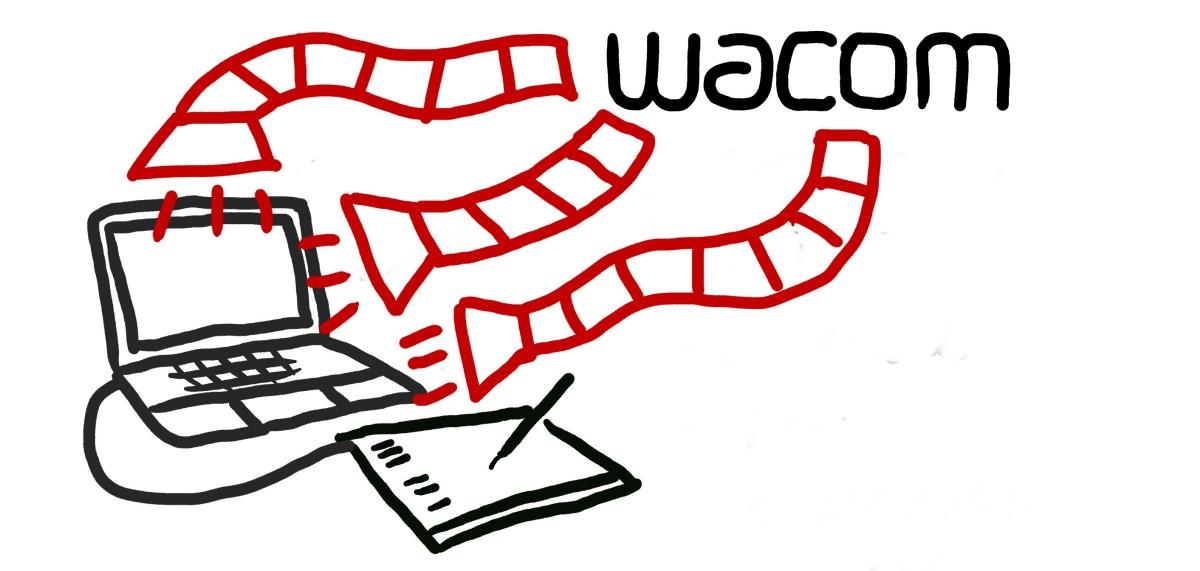 Драйвер графического планшета Wacom собирает данные об открытых пользователем приложениях и отправляет производителю - 1