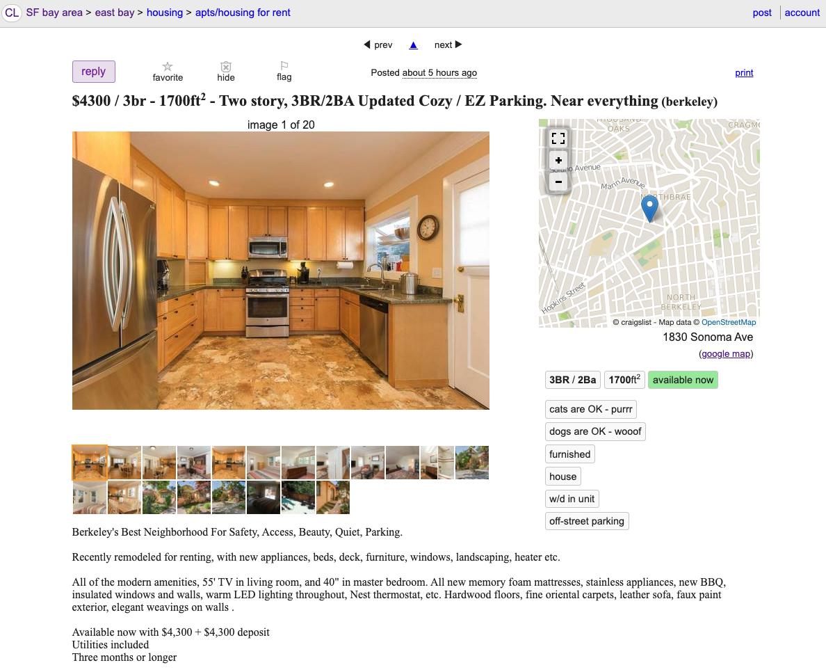 Разбираем идеальный кейс фишинга при аренде квартиры - 1