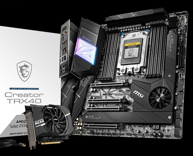 AMD Ryzen Threadripper 3990X разогнался под жидким азотом до 5,5 ГГц