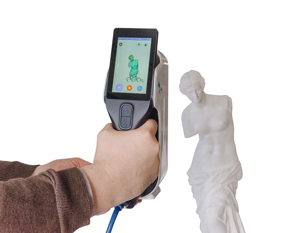 Calibry: ценовой прорыв в 3D-сканировании - 2