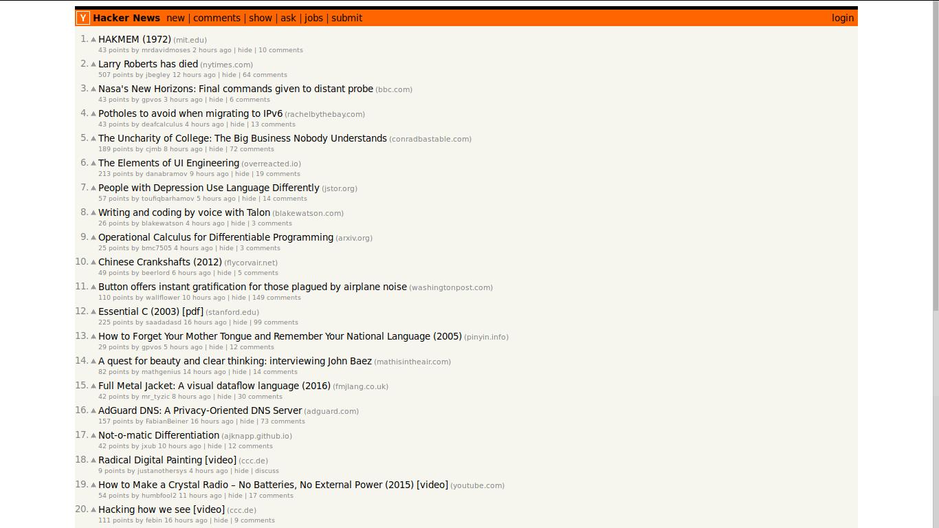 Node.js, Tor, Puppeteer и Cheerio: анонимный веб-скрапинг - 5