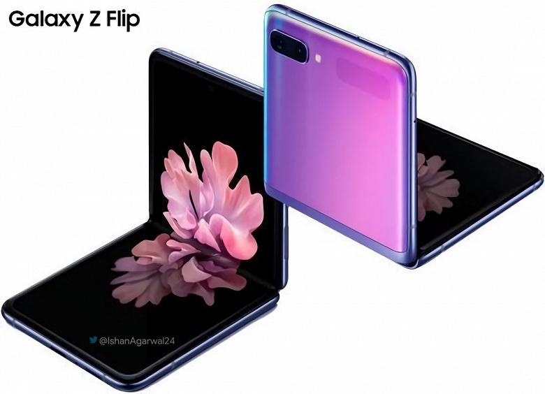 Samsung Galaxy S20 Ultra 5G и Galaxy Z Flip позируют на первых официальных постерах