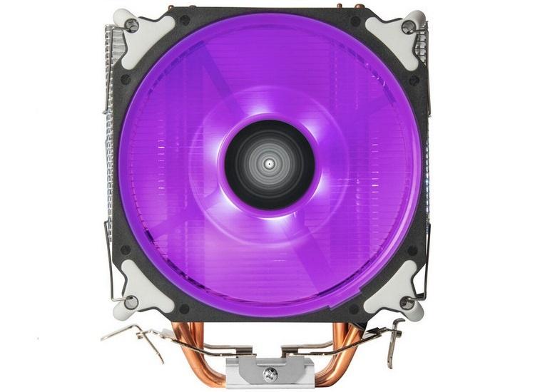 SilverStone Argon AR12 RGB: башенная система охлаждения с RGB-подсветкой