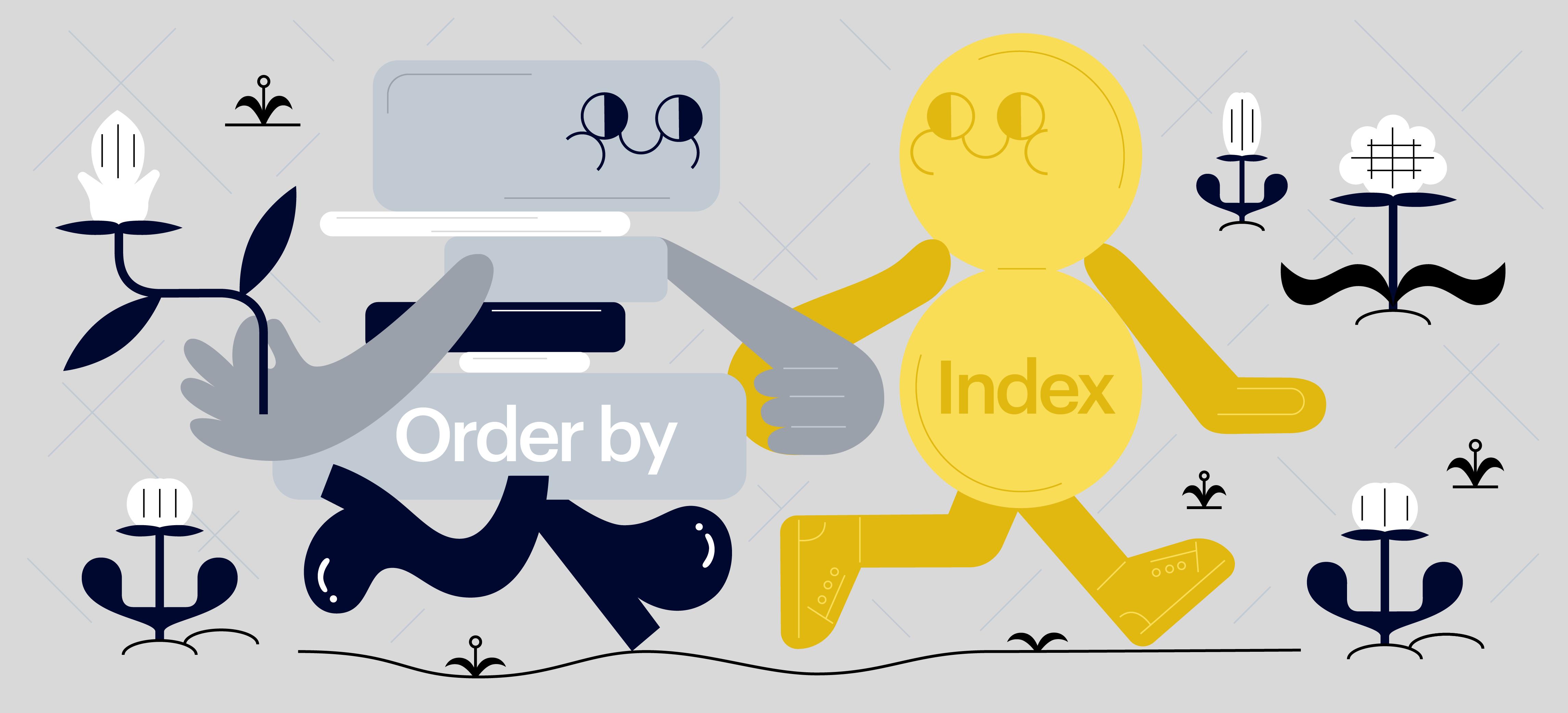 Дружим ORDER BY с индексами - 1