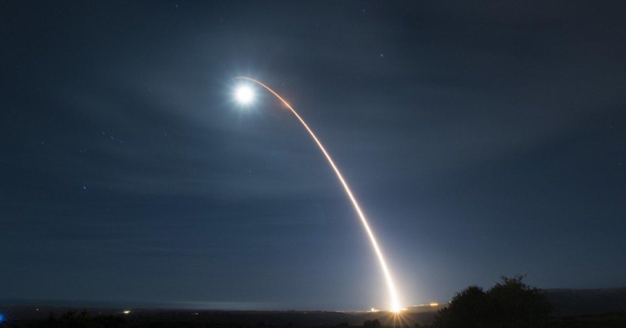 Испытания Minuteman III показали на видео