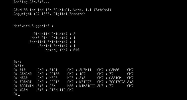 История микропроцессора и персонального компьютера: 1980 — 1984 годы - 8