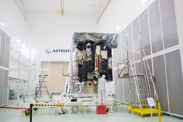 НАСА и ЕКА подготовили новый солнечный зонд