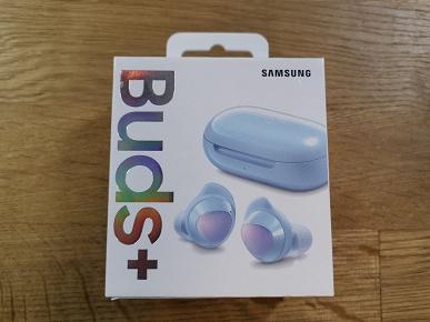 Очень автономные Samsung Galaxy Buds+ на качественных фото за несколько дней до анонса
