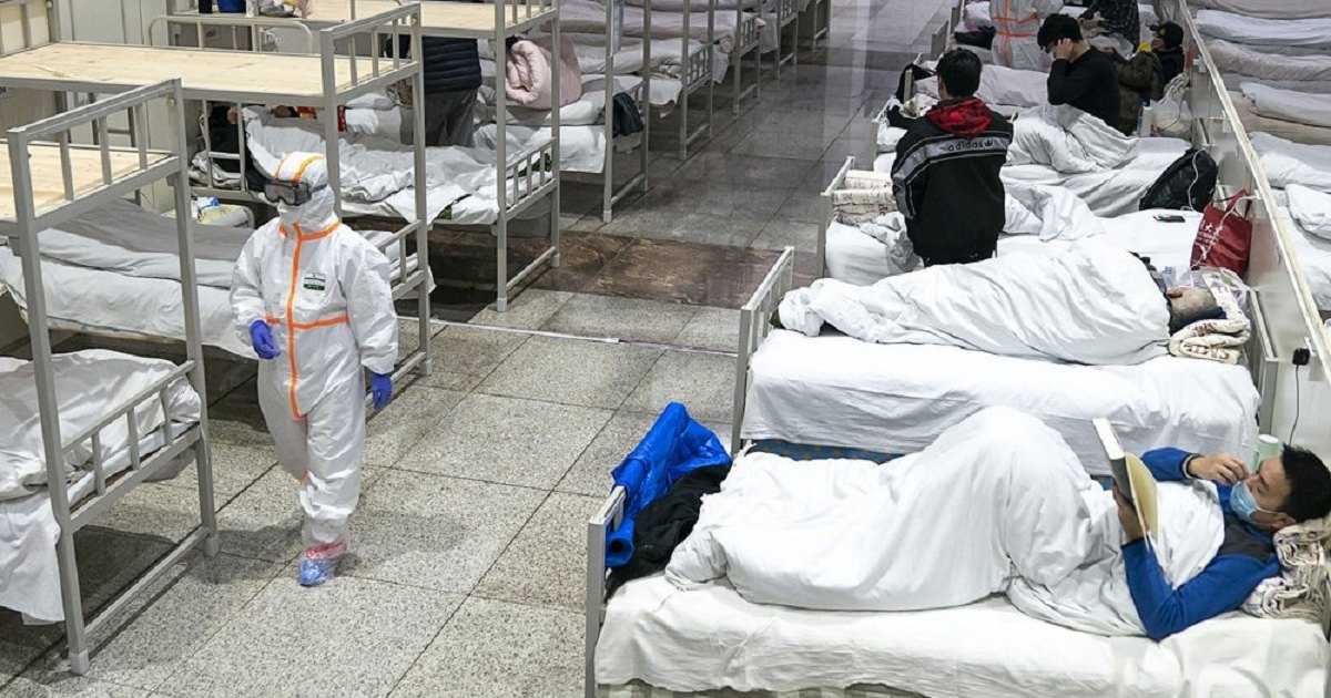 От коронавируса в провинции Хубэй погибло уже 618 человек