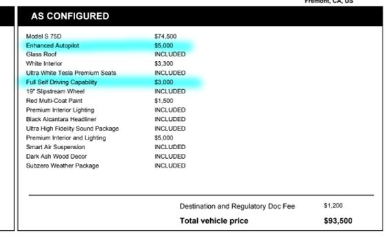 При перепродаже Model S Tesla удалённо отключила автопилот, потому что новый владелец за него не заплатил - 2