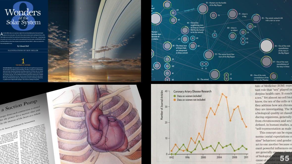 Визуализация науки: иллюстрации и инфографика - 64
