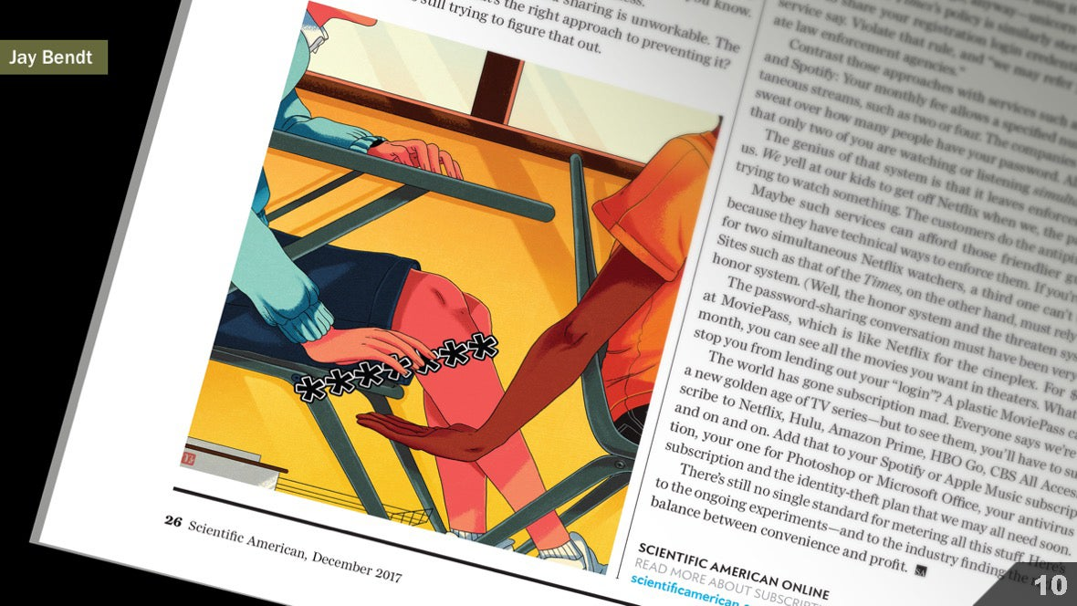 Визуализация науки: иллюстрации и инфографика - 7
