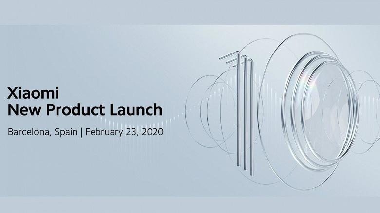 Xiaomi раскрыла даты анонса Xiaomi Mi 10 в Китае и в мире