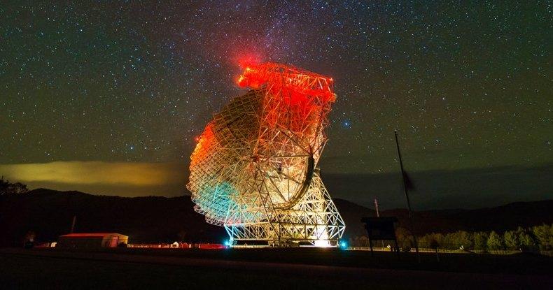 Астрономы вновь обнаружили загадочные сигналы из глубин космоса