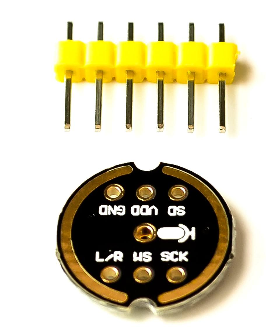 Микрофонный усилитель и УНЧ для ЦАП и АЦП микроконтроллера - 19