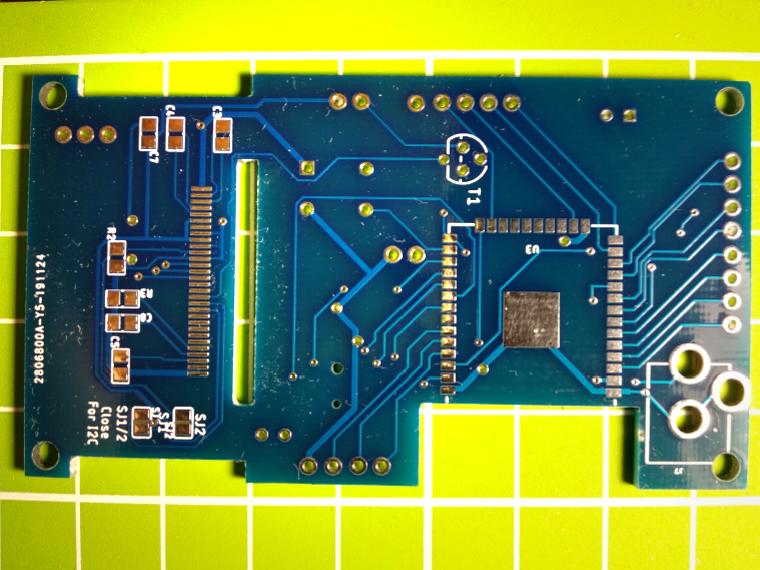 Микрофонный усилитель и УНЧ для ЦАП и АЦП микроконтроллера - 22