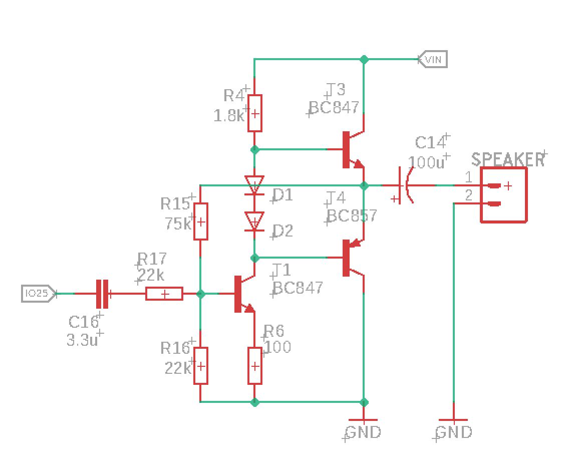 Микрофонный усилитель и УНЧ для ЦАП и АЦП микроконтроллера - 6