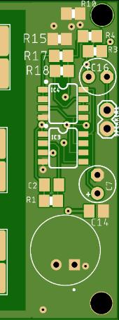 Микрофонный усилитель и УНЧ для ЦАП и АЦП микроконтроллера - 9