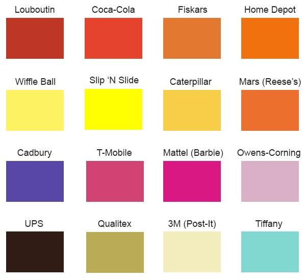 Может ли компания «владеть» цветом? - 3
