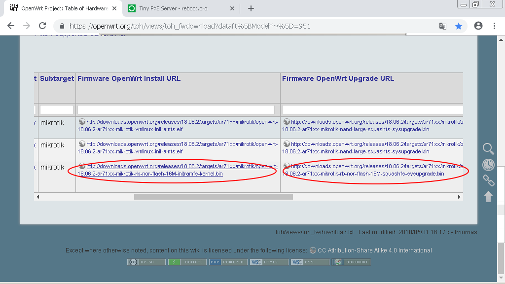 Настраиваем WireGuard на роутере Mikrotik под управлением OpenWrt - 2