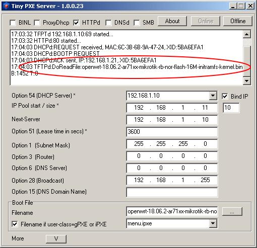 Настраиваем WireGuard на роутере Mikrotik под управлением OpenWrt - 9