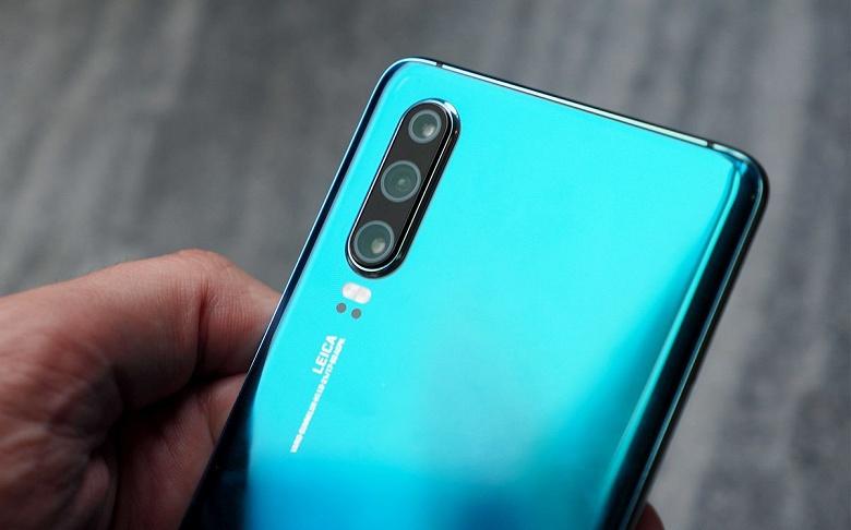 Перед анонсом Huawei P40 смартфон Huawei P30 продолжает дешеветь у себя на родине