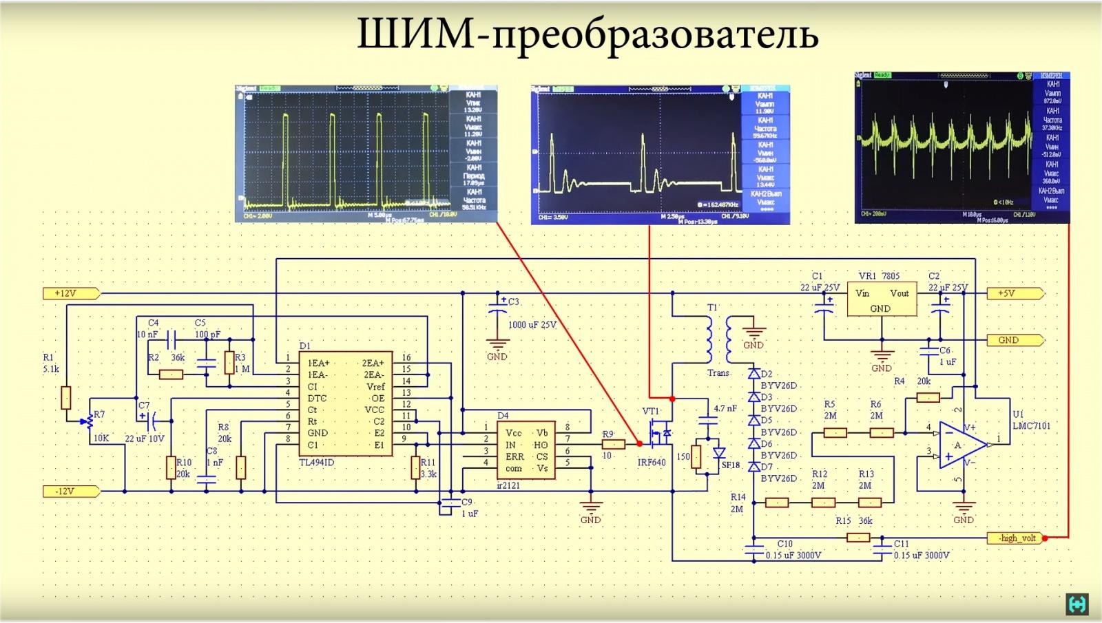 Радиоактивные продукты. Гамма-спектрометр. Часть 1 - 23