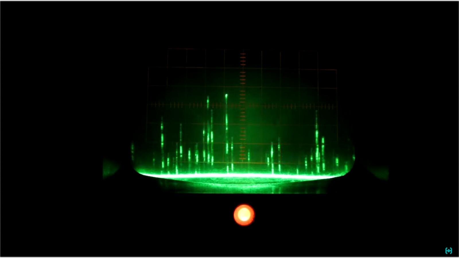 Радиоактивные продукты. Гамма-спектрометр. Часть 1 - 5