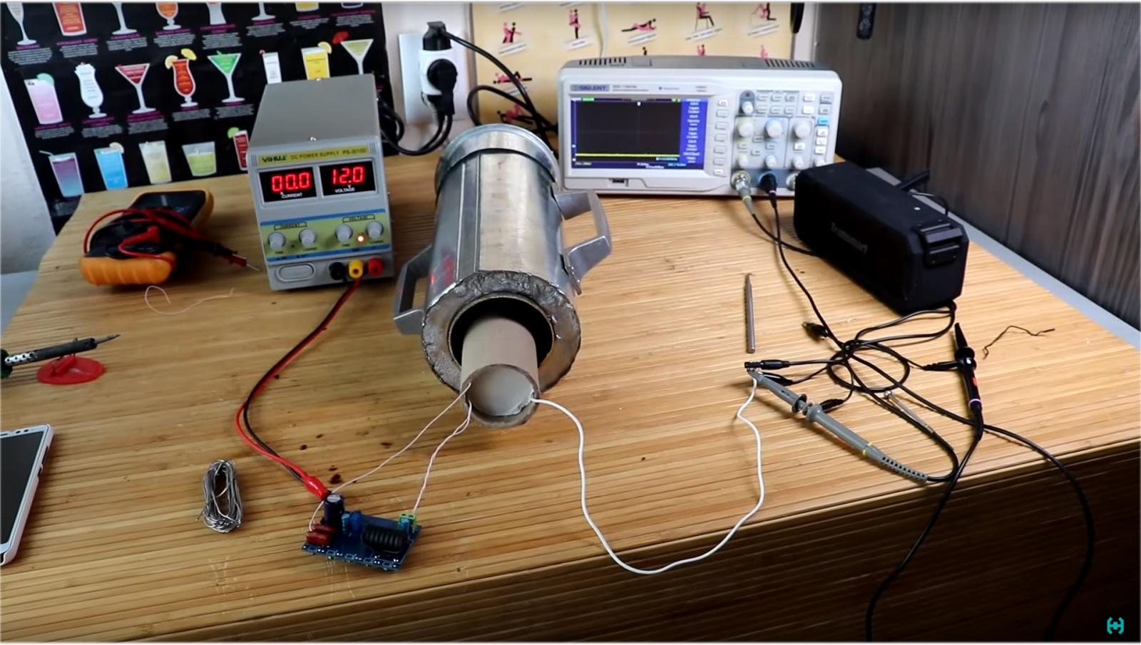 Радиоактивные продукты. Гамма-спектрометр. Часть 2 - 5
