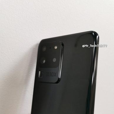 10X или 100X? Samsung определилась с уровнем зума Galaxy S20